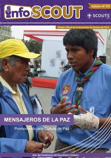 MENSAJEROS DE LA PAZ - Scouts del Perú