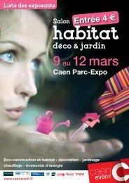 Éco-construction et habitat - décoration - jardinage ... - Caen Event