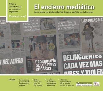 El encierro mediático - Unicef