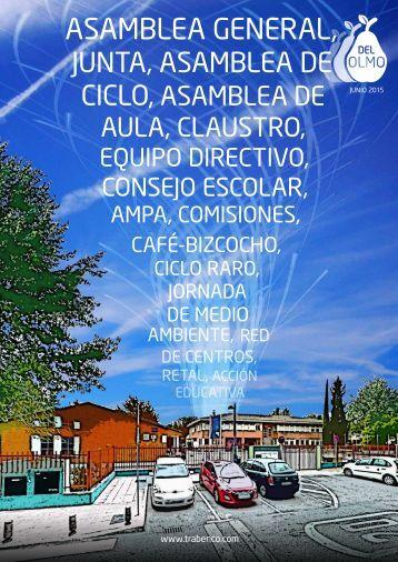 Revista Las Peras del Olmo Junio 2015