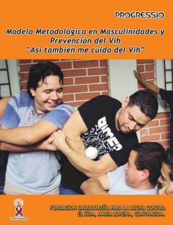 Modelo Metodológico en Masculinidades y Prevención del ... - codajic