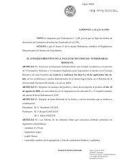 Descargar resolución Consejo Directivo - Facultad de Ciencias ...