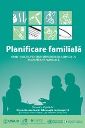 Family Planning - A Global Handbook for Providers