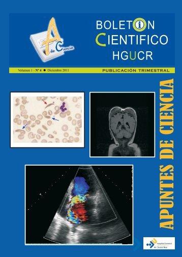 APUNTES DE CIENCIA - hgucr