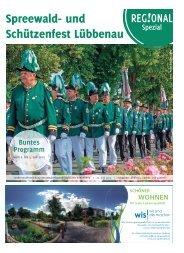 Spreewald- und Schützenfest Lübbenau REG!ONAL
