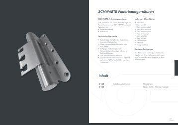 Federbandgarnitur FH-602-11 Federbandgarnitur FH-602-10