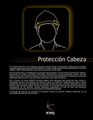 Protección Cabeza - Casamedica.com.co