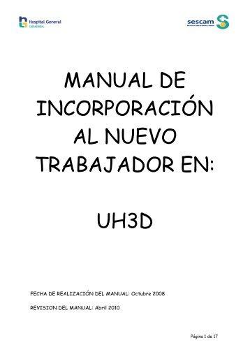 UH3D - hgucr