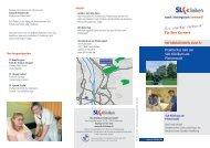 Für Ihre Karriere - SLK-Kliniken Heilbronn GmbH