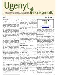Side 1 Uge 18/2009 DK–Markedskommentar uge 18 ... - Floradania