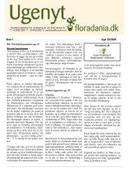 Uge 25/2009, Læs Ugenyt i PDF - Flora Dania