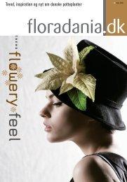 Trend, inspiration og nyt om danske potteplanter - Floradania.dk