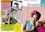 Trend, inspiration och nytt om danska krukväxter - Floradania.dk
