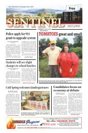 August 30, 2012 PDF Edition - The Sentinel