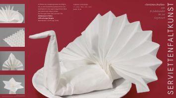 servietten falten