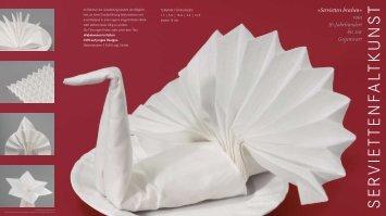 serviette magazine. Black Bedroom Furniture Sets. Home Design Ideas