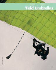 °Fold Umbrellas