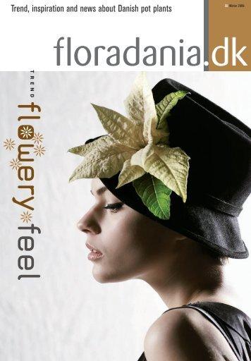 Trend, inspiration and news about Danish pot plants - Floradania.dk