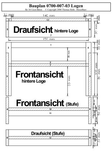 Frontansicht Frontansicht (Stufe)