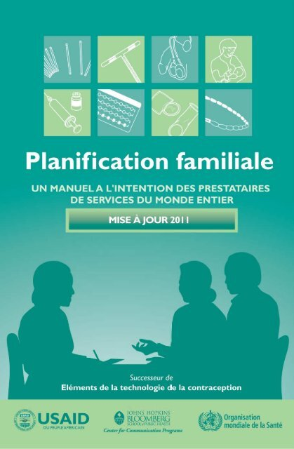 Planification familiale - A Global Handbook for Providers