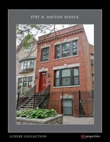 1721 N. DAYTON AVENUE - Properties