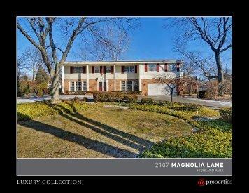 2107 magnolia lane - Properties