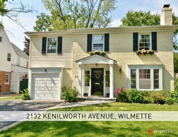 2132 kenilworth avenue, wilmette - Properties