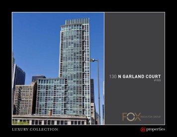 130 N GARLAND COURT - Properties