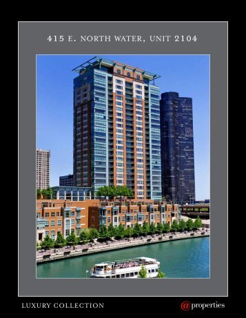 415 e. north water , unit 2104 - Properties
