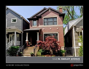 5048 n. oakley avenue - Properties