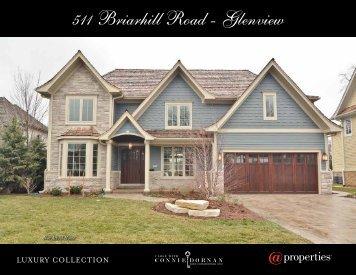 511 Briarhill Road - Glenview - Properties
