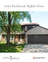 1020 Knollwood, Buffalo Grove - Properties