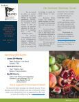President Message— Levi Teigen Food Charter Update - Minnesota ... - Page 4