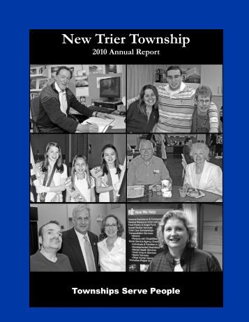 FY2010 Annual Report - New Trier Township Government