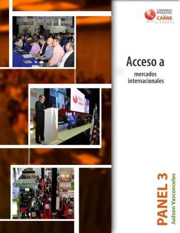 ACCESO A MERCADOS INTERNACIONALES