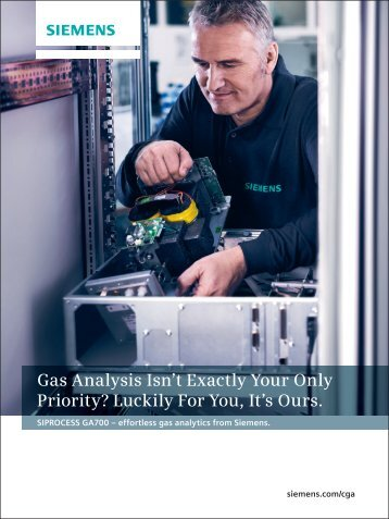 Gas Analysis Isn't Exactly Your Only Priority? Luckily For You, It's Ours.