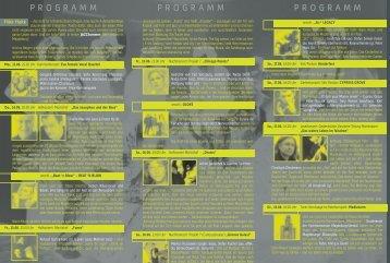 programm programm programm - Togda Communications GmbH