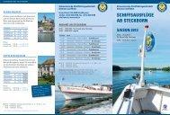 Steckborn - Schweizerische Schiffahrtsgesellschaft Untersee und ...