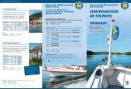 Büsingen - Schweizerische Schiffahrtsgesellschaft Untersee und ...