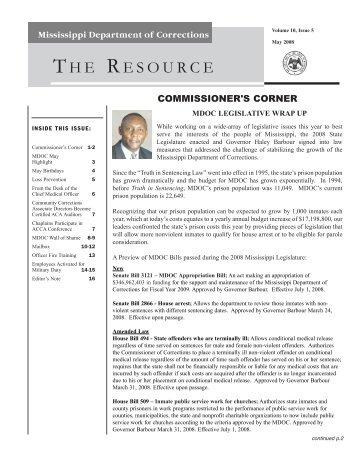 Special Litigation Section Case Summaries