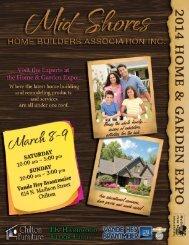 2013 Home & Garden Expo Brochure - Mid-Shores Home Builders ...