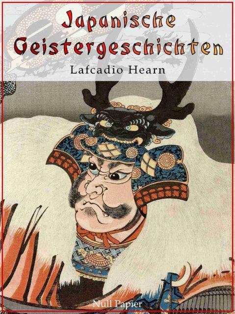 Japanische Geistergeschichten - Illustrierte Fassung