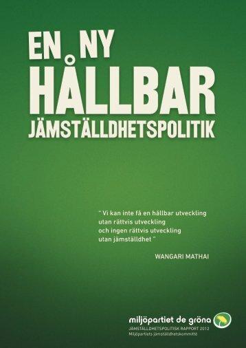 en_ny_hallbar_jamstalldhetspolitik