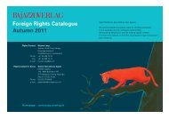 Bajazzo foreign Rights Catalogue layout 1