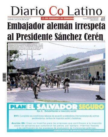 Edicion 22 de Junio de 2015