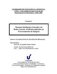 Sistemas Inteligentes baseados em Redes Neurais ... - ResearchGate