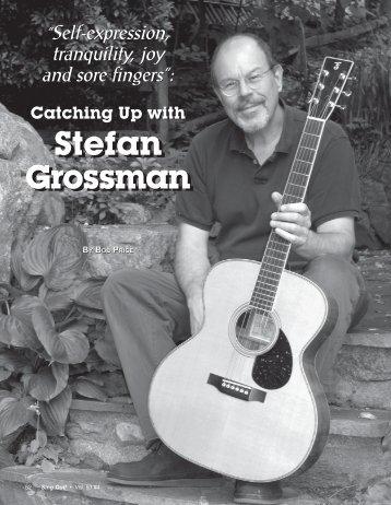 Stefan Grossman Stefan Grossman - Stefan Grossman's Guitar ...