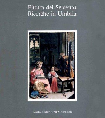 Pittura del Seicento Ricerche in Umbria - m6restauro.it