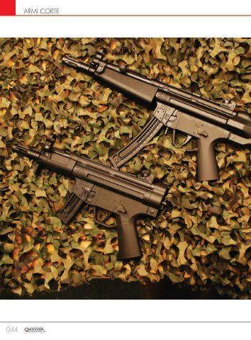 GSG-5 PK Calibro 22 LR - Bignami