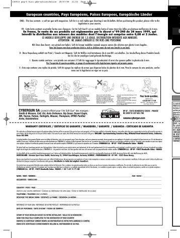 130914 gsg-5 kurz pdw-notice:Notice - OVH.net